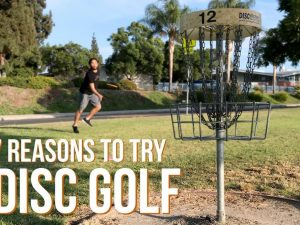 7 Reasons to Try Out Disc Golf