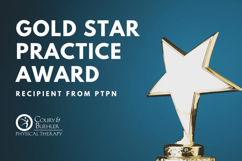 PTPN: Gold Star Practice Award